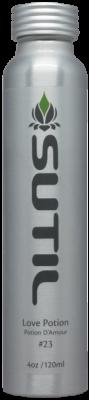 Sutil Love Potion #23, massage oil